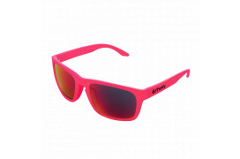 ICO108 RED LENS - FRAME PINK FLUO