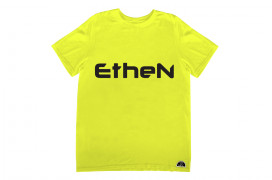 FLUO STYLE YELLOW LOGO