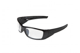 MILTIGER01- TIGER BLACK / CLEAR LENS