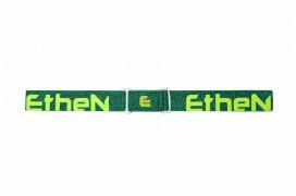 ELDR24- STRAP GREEN LUREX