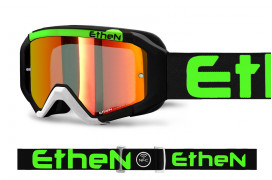 BLACK GREEN FLUO WHITE