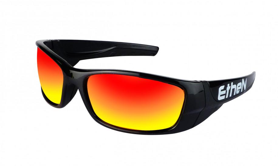 SNW09BB BLACK BLACK - RED LENS