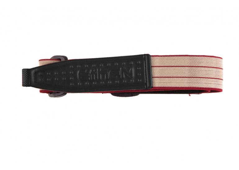 CR0103S - ELASTICO DI RICAMBIO BORDEAUX/BEIGE