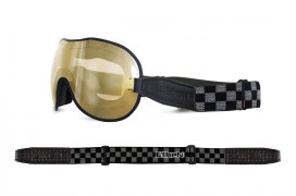 CAFE RACER - MIRRORED BROWN LENS
