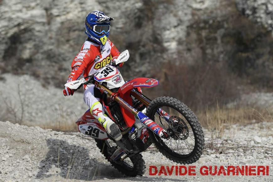 HONDA RED MOTO WORLD ENDURO TEAM